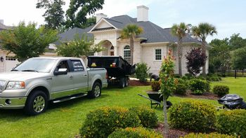Landscaping services by Vets 4 U Landscaping, LLC